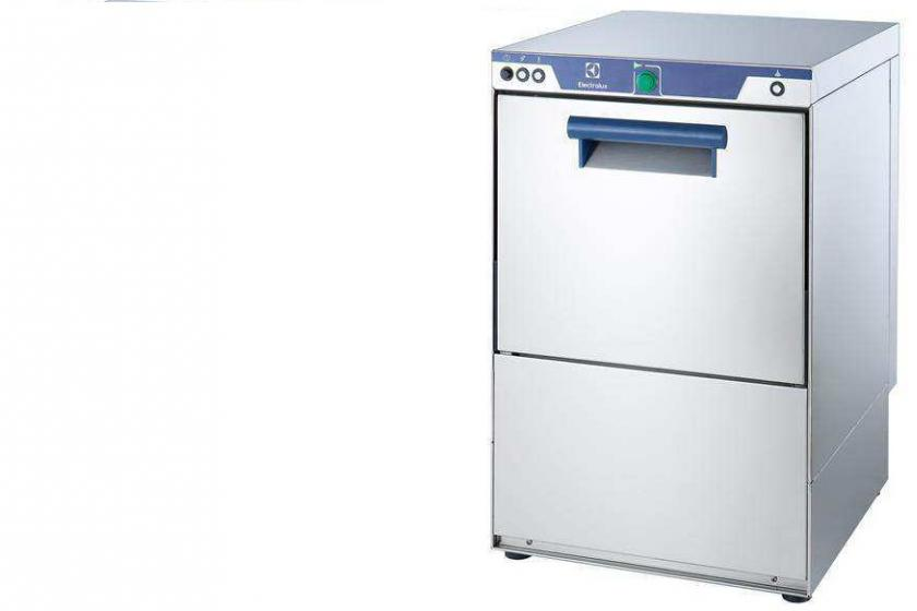 electrolux glasswasher. electrolux medium single skin glasswasher with drain pump, detergent dispenser f